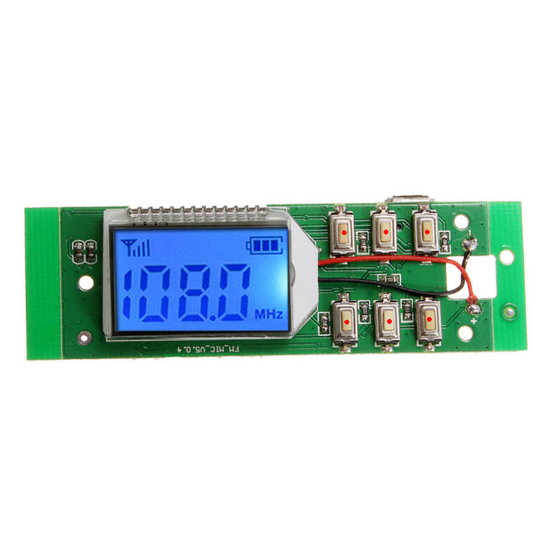 Fm Radio Receiver Infrared Receiver Circuit With Bpw41n