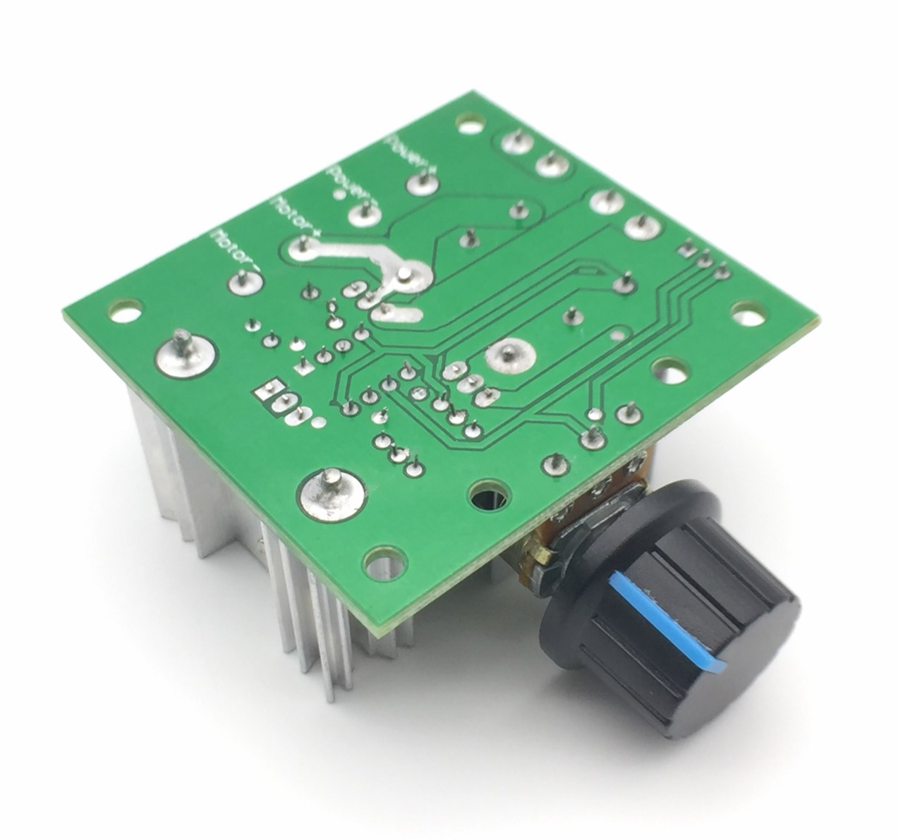 Width Modulation Dc 12v 40v 10a Pulse Pwm Motor Speed Control Is A Circuit To Uses Switch New