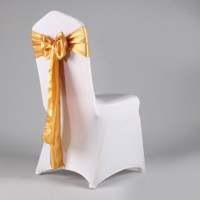 Popular Gold Chair Sashes-Buy Cheap Gold Chair Sashes lots ...