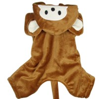Little dog clothes Monkey chihuahua ropa para perros roupa ...