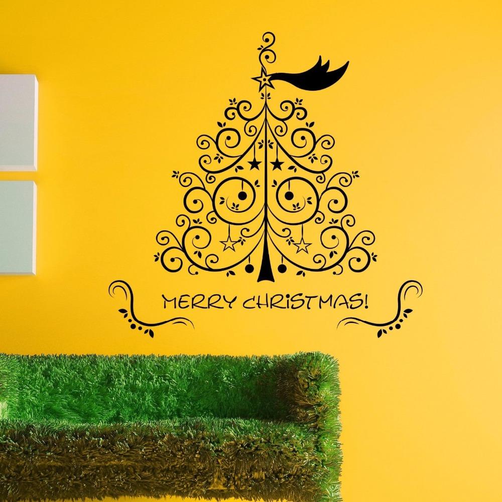 Ornamente Asymmetrische Pentagram Christmas Cane Weihnachtsbaum Ohrringe