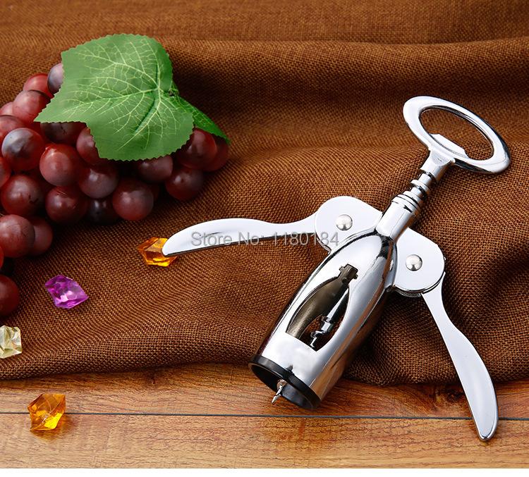 avec manches de protection Tire-bouchon for bouteilles de vin de cru vieux ouvreur de vin