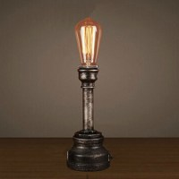 Vintage reading light Industrial Retro Style Single Socket ...
