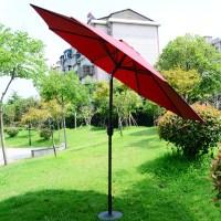 Large outdoor umbrellas umbrella hand column large patio