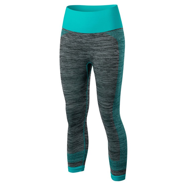 LANBAOSI Collant de Compression Homme Sport Legging Tights Base de Course Pantalons