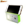 HGHomeart Holder for Your Mobile Phone Power Socket USB Charging Luminarias LED Light Sensor Night Light