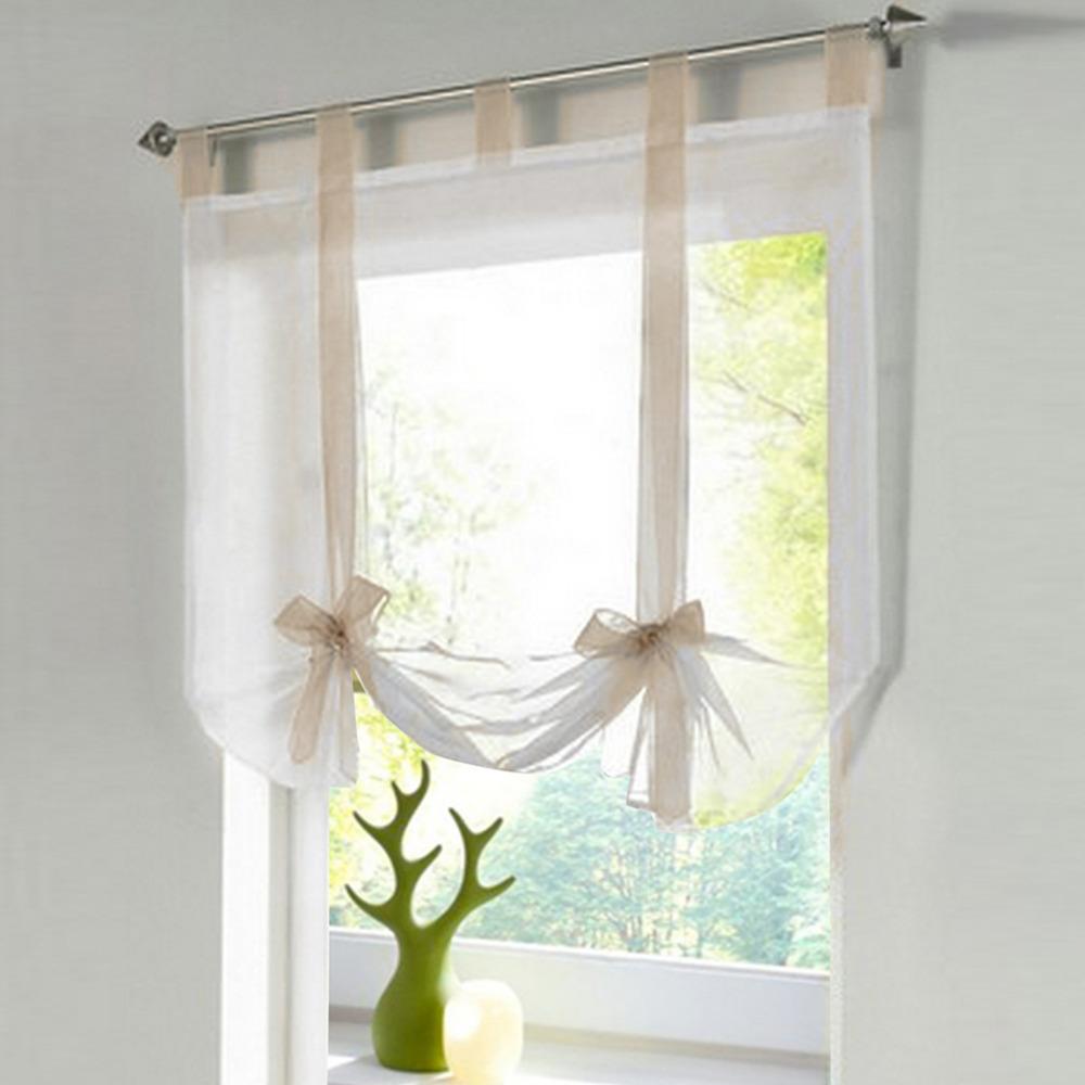 Popular Bow Window Curtain