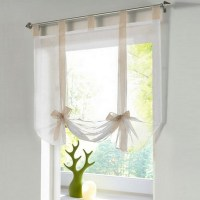 Popular Bow Window Curtain