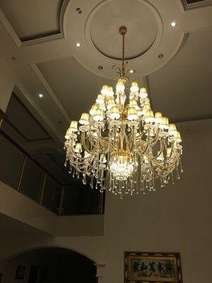 Capable Room Lamp Bedroom Lamp Simple Modern Warm And Romantic Wedding Princess Creative Led Lamp Four-leaf Clover Ceiling Lamp 100% Original Ceiling Lights & Fans Lights & Lighting