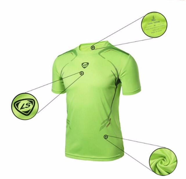 Quick Fitness Casual Seco Hombre Stretch Camisa Caliente Top wBCqxnUpx