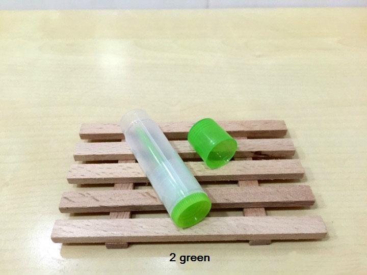 ᑐEnvío libre 5 ml PP pro-ambiente amarillo/verde/Rosa tubo del ...