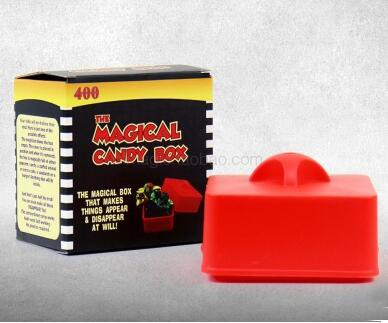 Bento Meal Box Magical Candy Objects From Empty Magic Tricks Props