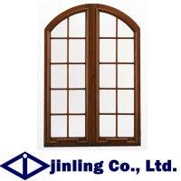 wooden window&arch top window &window grill design-in ...