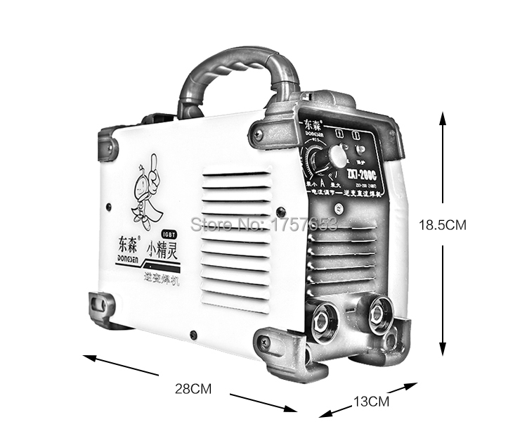 FREE SHIPPING Popular in China IGBT DC Inverter welding