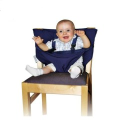 Baby Portable High Chair Safety Harness Louis 16th Seat Dining Lunch Belt Feeding ...