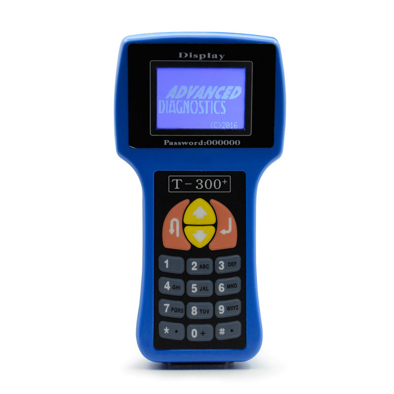 2018Top Rated T300 Key Programmer Support Multi Brands T 300 Auto Key Programmer With English/Spanish Auto Tester Auto Tester Tool From Laura8901 ...