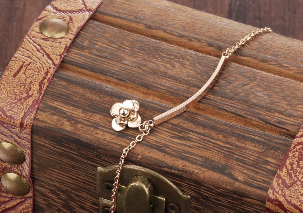 style mixte homme//femme Bracelet en Cuir tress/é v/éritable simple branch/é et charmant Noir//Brun Fermoir en acier inoxydable