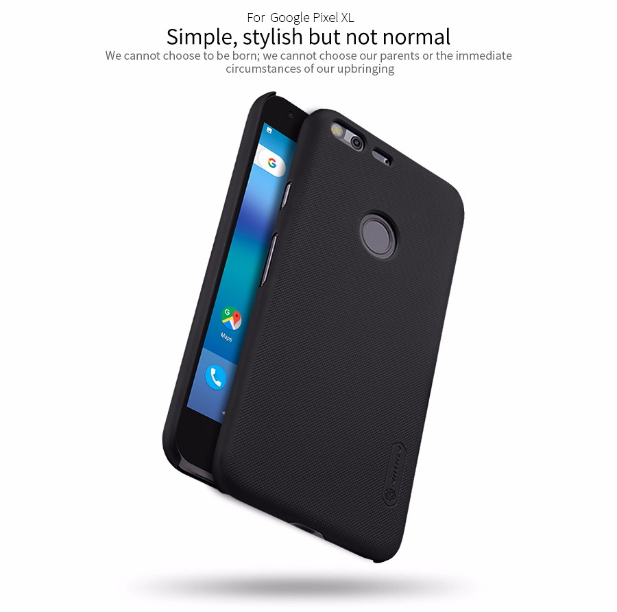 For Pixel Xl Casenillkin Frosted Shield Case Google Shoes With Embroider Blue 12 Inchi 1 2