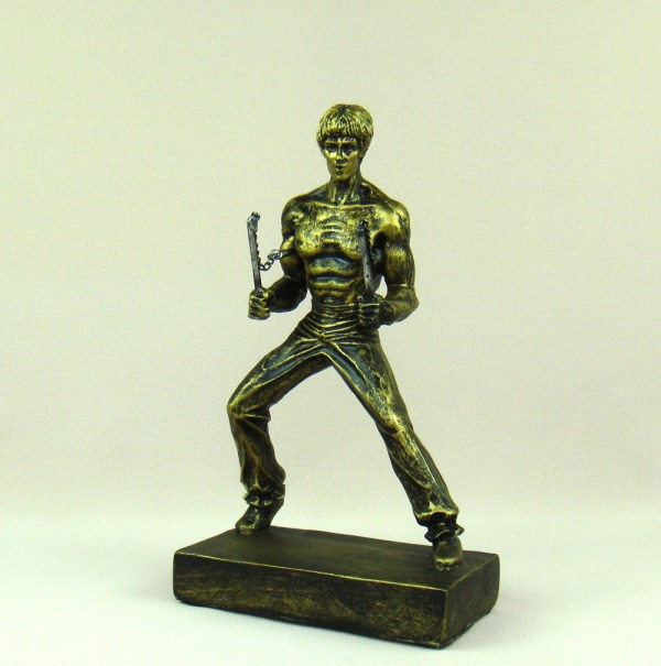 Popular Bruce Lee Cheap Figurines