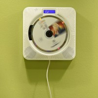 Portable Latest Wall Hanging Mounted Hifi CD Music Player ...