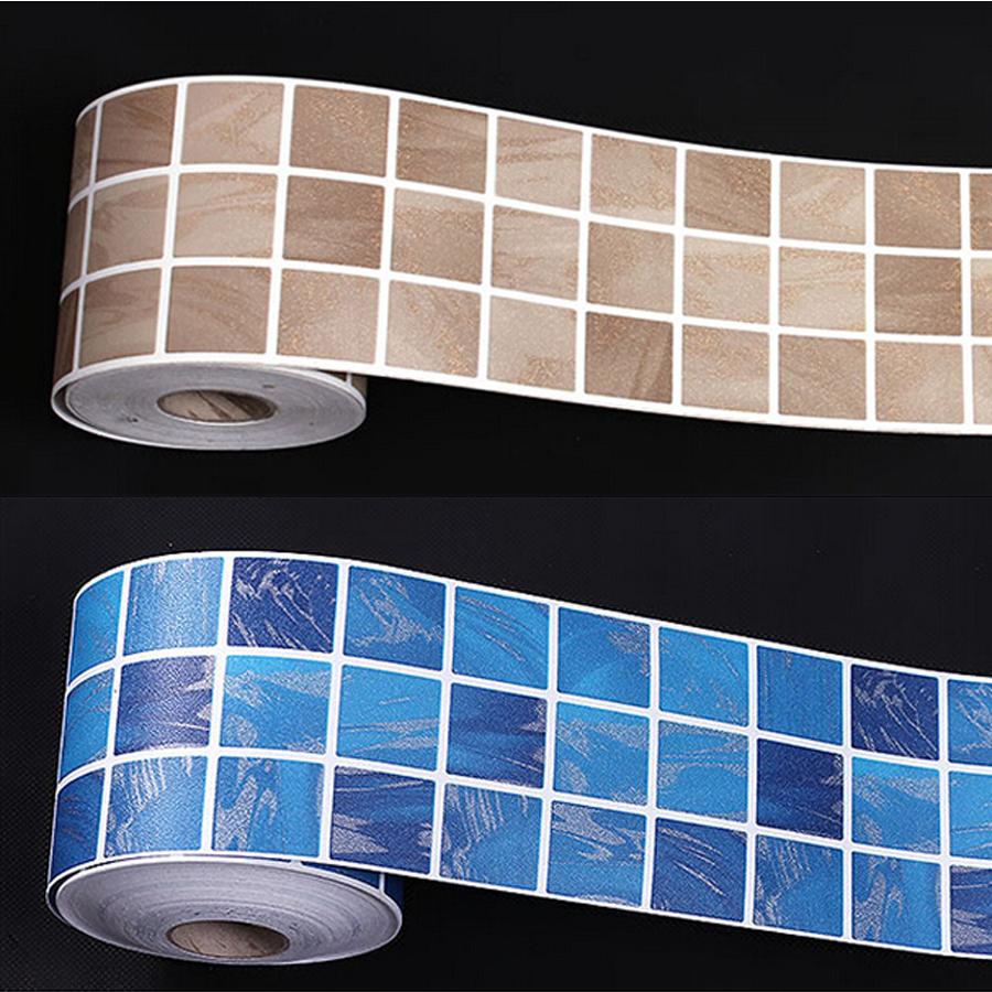 wallpaper borders for bathrooms ~ qr4
