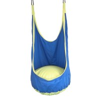 1 Pc Blue Baby Swing Children Inflatable Hammock Indoor ...