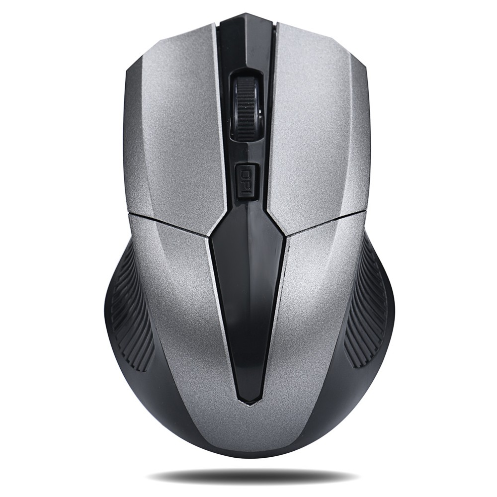 Hot Brand 24ghz Mice Optical Mouse Cordless Usb Receiver Wireless Micro Power Plug And Play Pc Computer For Laptop