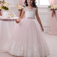 Pink Little Girl Pageant Dresses | hairstylegalleries.com