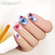 vinimay 3d flower nail stickers