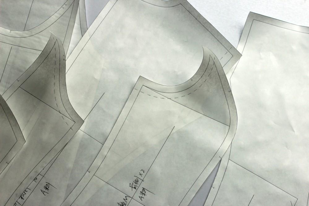 c8571c9b305c ✓Suédois Papier Calque-À Coudre Transfert modèle De fabrication de ...