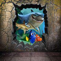 Popular Nemo Mural-Buy Cheap Nemo Mural lots from China ...