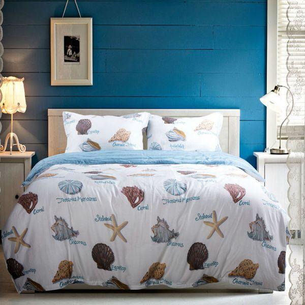 Online Cheap Seashell Bedding