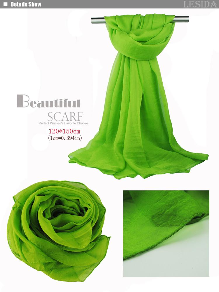 Femmes Femmes Imprimé Léopard Transparent doux en mousseline de soie châle Trim Beach Wear Wrap