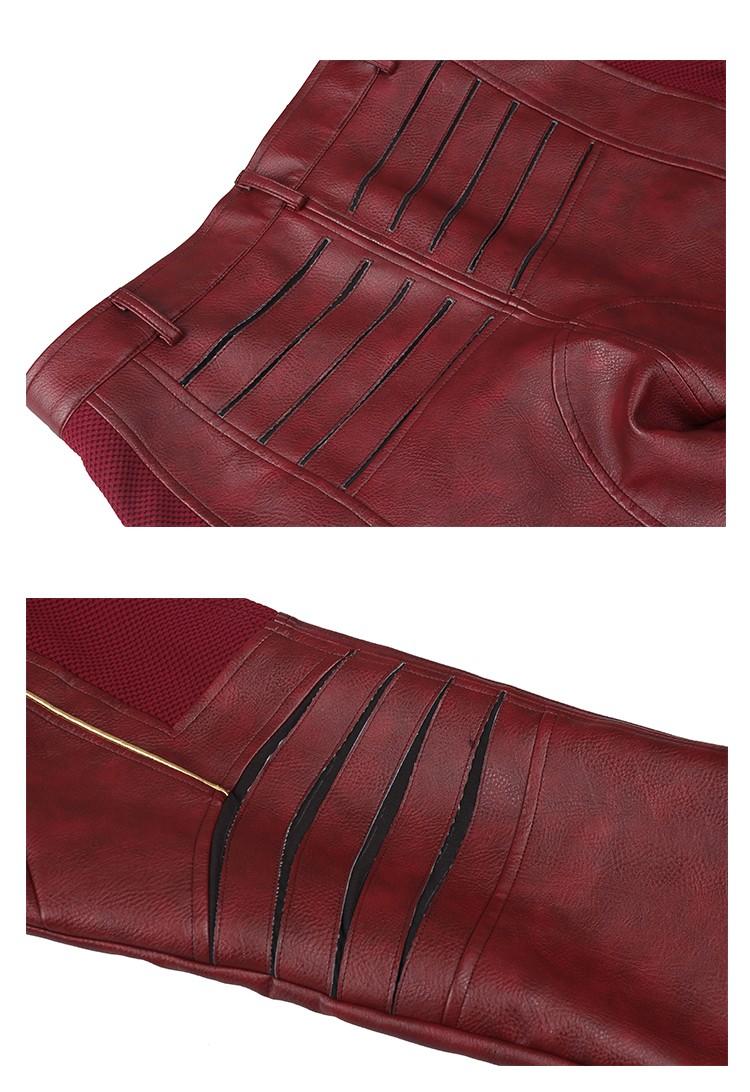 1Pc Couleur Unie orné de sequins brillants Cravate Scène Performance Cravate Costumes cravates