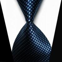Plaid Mens Ties Striped Tie Knitted Vintage Neckties Male ...
