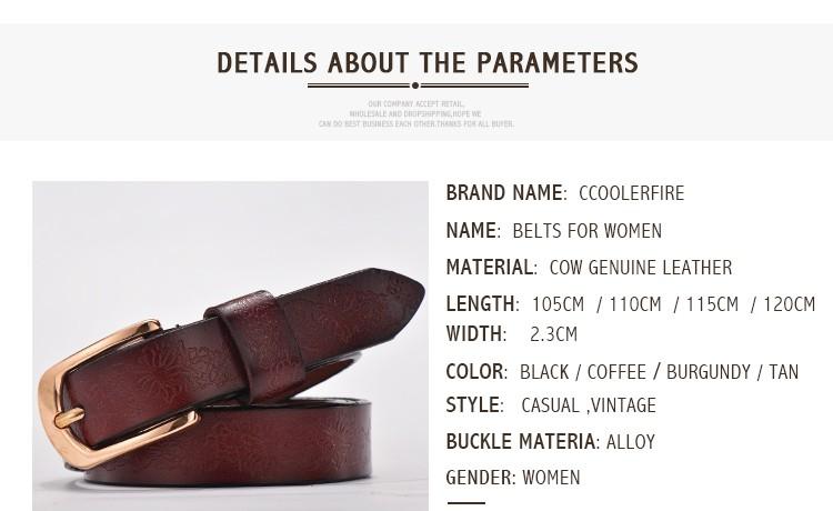 2017 créateur de mode 100% hommes En Cuir Véritable de Crocodile peau  ceinture mâle Haute qualité boucle marque de luxe brun ceintures pour  hommesUSD ... e9fac307b8f