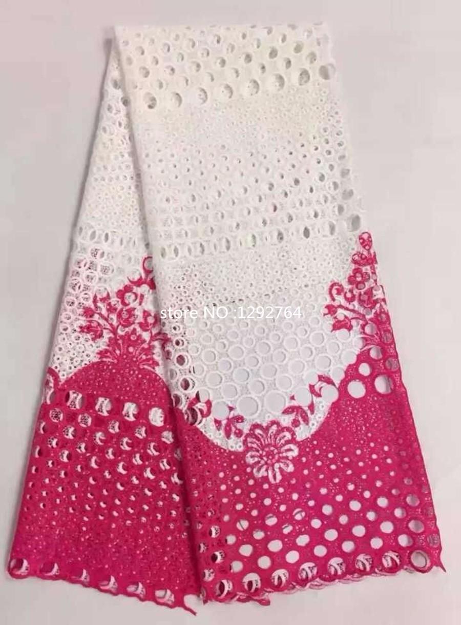 ჱEnvío libre de DHL! Nueva tela africana del cordón del guipure ...