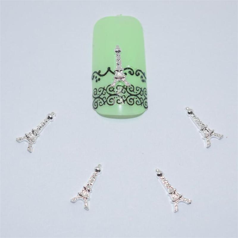 ᓂNuevo 1400psc Peacock verde Manicura consejos Diamantes con ...