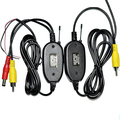 New 2 4GHz Wireless Camera Video Transmitter and Receiver for Car Rear View Camera and Car