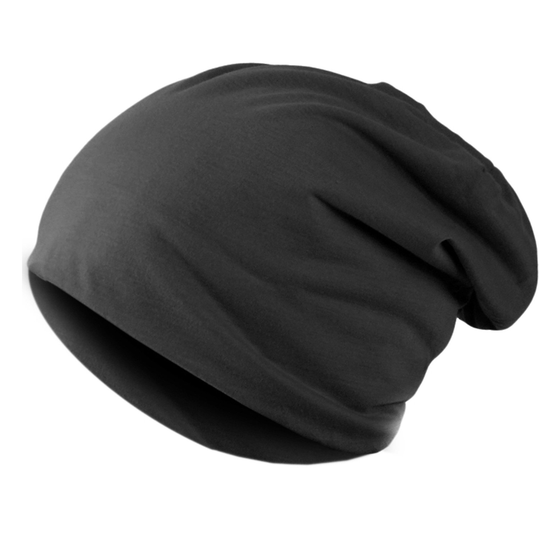 ②VENDITA CALDA! Inverno di Colore Solido Unisex di Hip-Hop Cap Beanie  Cappello Floscio Cappello Nero - a496 810ab0a312c3