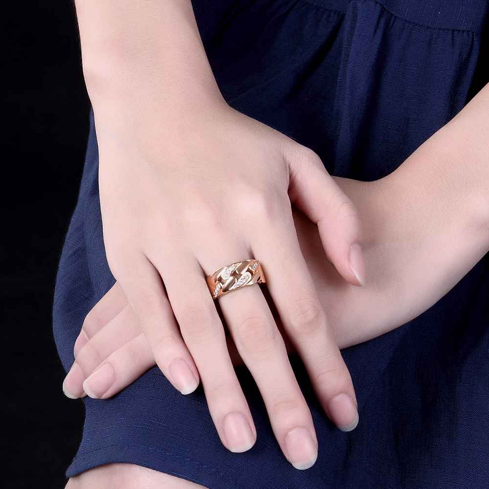 ②Free Shipping New Arrival!! Austrian Crystal rings for women ...