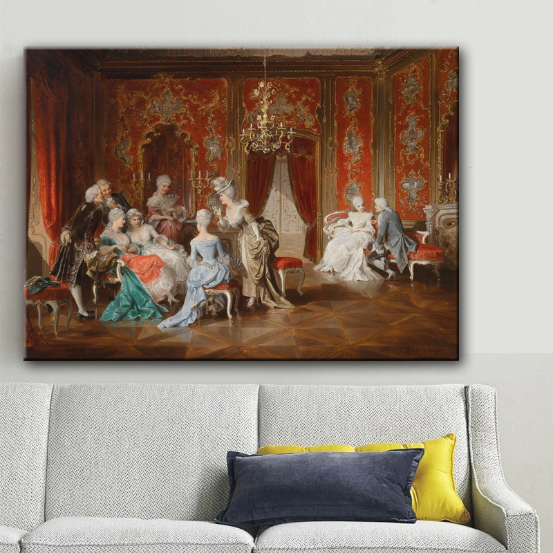 Set of 3 Red Black White Wall Art Canvas Pictures Living Room XXL 3135