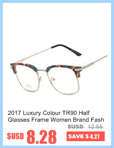 7807207980 Hindfield moda metal unisex Plain ojo Gafas gafas vintage miopía óptico  Gafas Marcos oculos de Grau