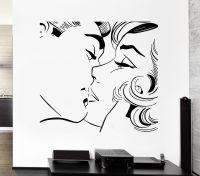 Popular Couple Kissing Art-Buy Cheap Couple Kissing Art ...