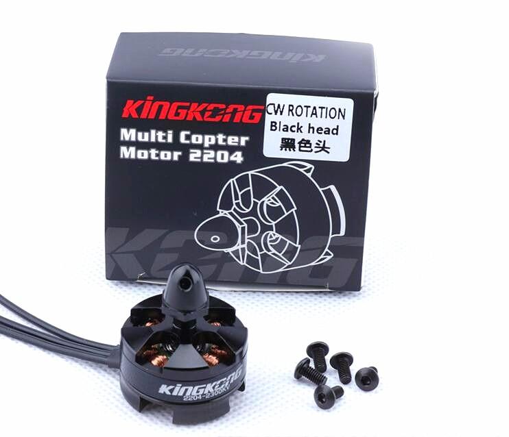 4cc71a5872 KINGKONG 2204 2300KV Brushless Motor for RC Multicopter Specification   Brand name  KINGKONG Item name 2204 2300KV Brushless Motor KV 2300 Max  Thrust 440G ...