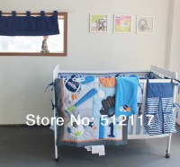 sports crib bedding set - 28 images - sports room ...