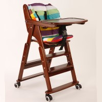 Popular Baby High Chairs Wooden-Buy Cheap Baby High Chairs ...