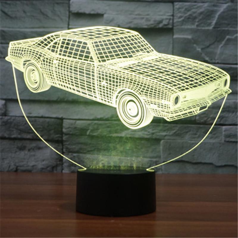 Auto Licht Night PromotieWinkel voor promoties Auto Licht