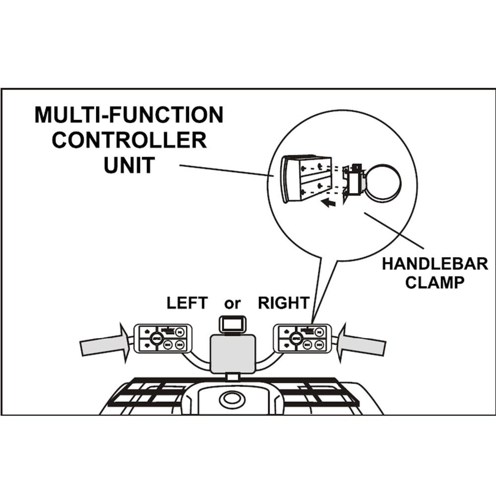 ჱAduio Amplifier Waterproof Marine Bluetooth Car Amplifier