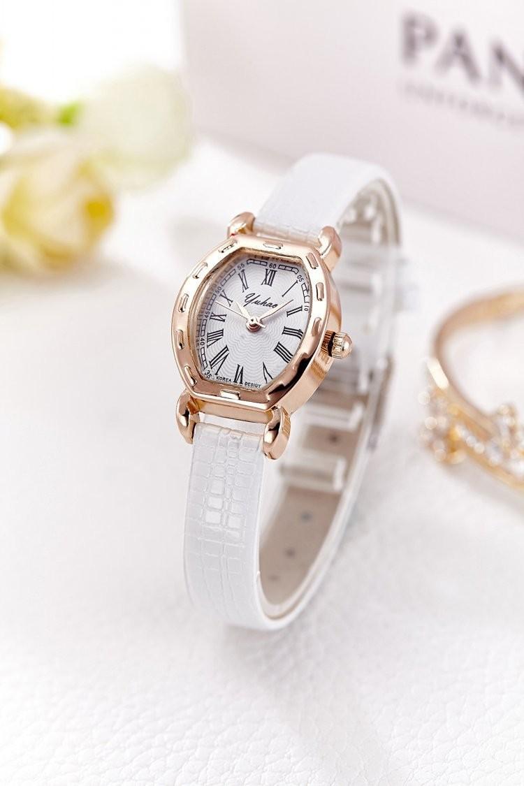 ๏Высококачественные часы с золотым браслетом женские ...